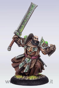 Circle Orboros - Epic Warlock Baldur the Stonesoul