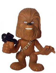 Star Wars - Bobble Head Super Deformed Chewbacca