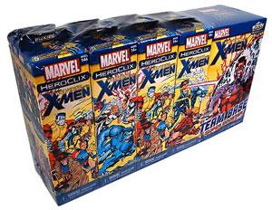Heroclix Wolverine e gli x-Men