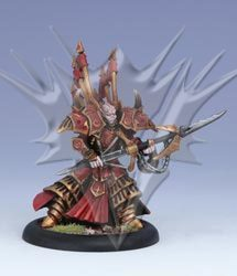 Skorne - Cataphract Arcuarius (1)