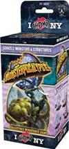 Monsterpocalypse - I Chomp NY Monster/Building Booster