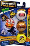 Angry Birds Star Wars - Koosh Faceball Millennium Falcon Heroes
