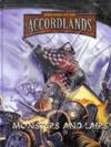 Accordlands RPG - Monsters & Lairs