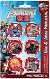 Heroclix Marvel - The Avengers Assemble - Captain America - Dice & Token Pack