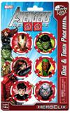 Heroclix Marvel - The Avengers Assemble - Iron Man - Dice & Token Pack