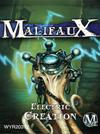 Malifaux 2nd Ed. - Electric Creation - Arcanists