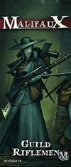 Malifaux 2nd Ed. - Riflemen Guild