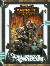 Forces of Warmachine - Retribution of Scyrah (Soft Cover)