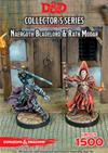 D&D Miniature Collector's Series - Tyranny of Dragons: Naergoth Bladelord & Rath Modar