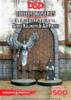 D&D Miniature Collector's Series - Elemental Evil: Aerisi Kalinoth & Air Priest