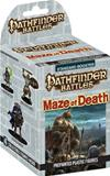 Pathfinder Battles - Maze of Death Booster Singolo