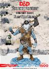 D&D Miniature Collector's Series - Storm King's Thunder: Frost Giant Reaver