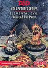 D&D 5a Edizione Miniature - Collector's Series - Elemental Evil: Vanifer & Priest