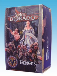 Hell Dorado - Starter Set Demoni