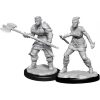 D&D Nolzur's Marvelous Miniatures - Barbaro Orco Femmina
