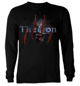 011 - Therion T-Shirt Long Sleeve Taglia M