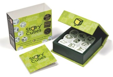 Story Cubes Voyages - Italiano
