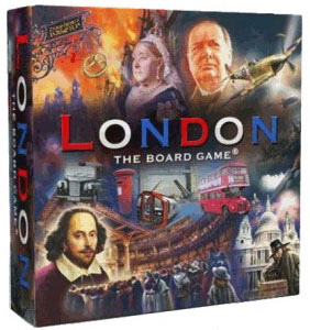 London The Boardgame - Italiano