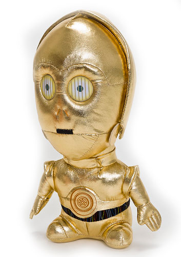 Star Wars Plush - C-3PO Deformed Big