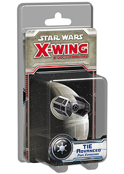 Star Wars X-Wing - Caccia TIE Advanced