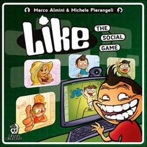 Like - The Social Game - Italiano