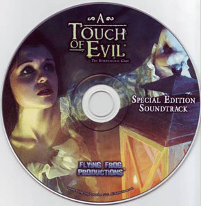 A Touch of Evil - Special Edition Soundtrack CD