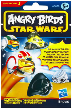 Angry Birds Star Wars - Serie 1 Mystery Pack
