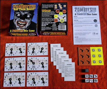 Zombies!!! - Dice Game
