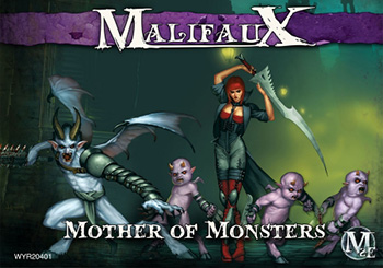Malifaux 2nd Ed. - Mother of Monsters