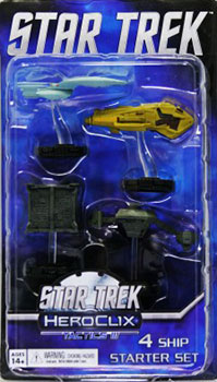 Heroclix Star Trek Tactics - Series III Starter Set