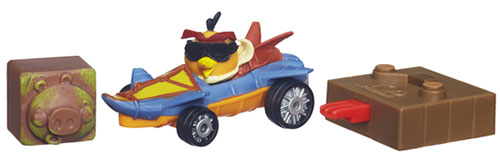 Angry Birds GO - Bubble's Jet Buggy