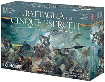 Dragonstore lo hobbit la battaglia dei cinque eserciti - La battaglia dei cinque eserciti gioco da tavolo ...