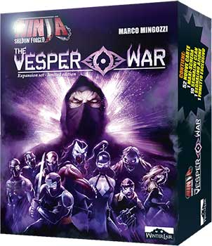 Ninja Shadow Forged - The Vesper War