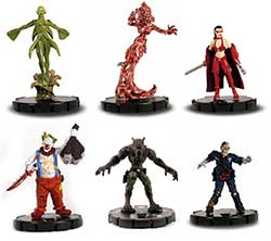 Horrorclix - Demo promo Set