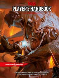 D&D 5th Edition - Player's Handbook