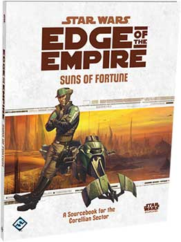 STAR WARS - Edge of the Empire - Suns of Fortune