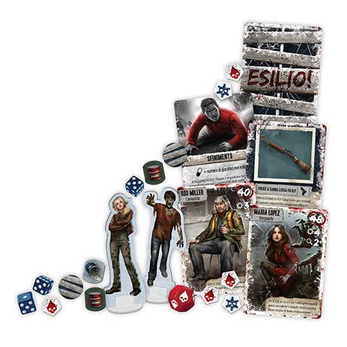 Dead of Winter - Edizione Italiana