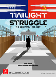 Twilight Struggle - Deluxe Edition