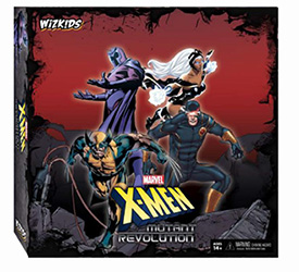 X-Men - Mutant Revolution Board Game