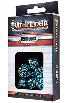 Set Dadi Pathfinder - Iron Gods