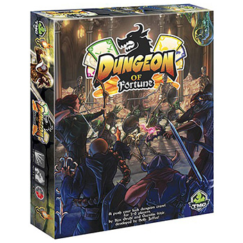 Dungeon Roll - Dungeon of Fortune