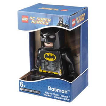 LEGO Super Heroes Clock - Batman
