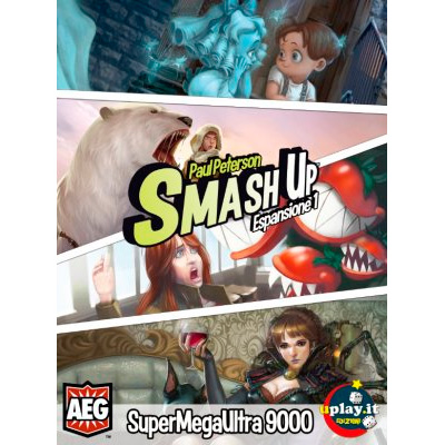 Smash Up - Supermegaultra 9000
