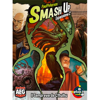 Smash Up - Il Sempreverde Cthulhu