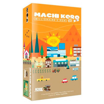 Machi Koro Sharp - Italiano