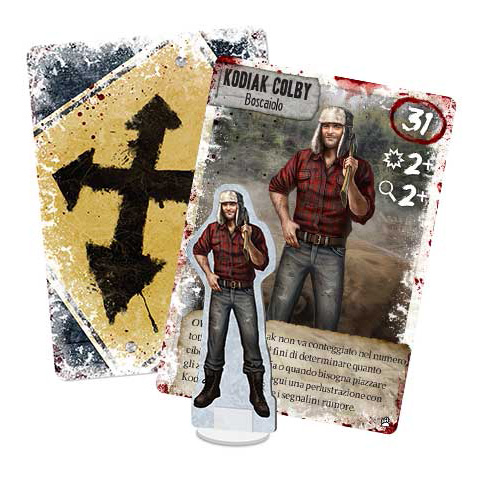 Dead of Winter - Promo Kodiak Colby in Italiano