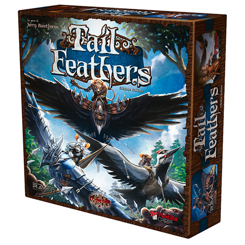 Tail Feathers - Battaglie nel Mondo di Mice and Mystics