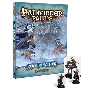 Pathfinder - Reign of Winter - Segnalini Mostro e Png