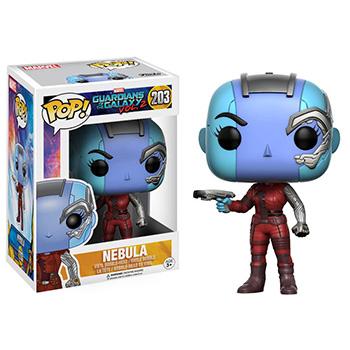 Dragonstore pop! marvel: guardiani della galassia 2 nebula