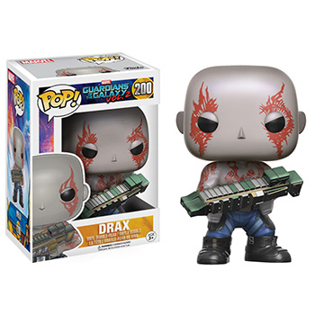 Pop! Marvel: Guardiani della Galassia 2 - Drax